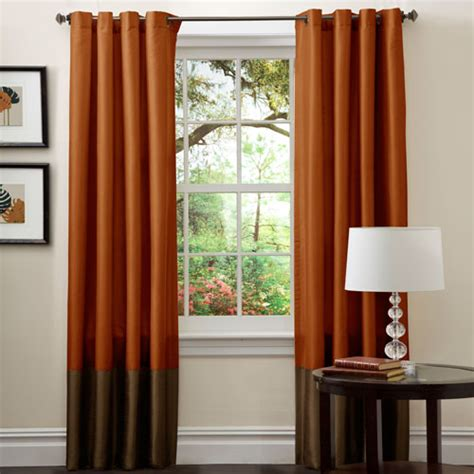 Gray Brown Curtains Decor 20 Modern Living Room Curtains Design