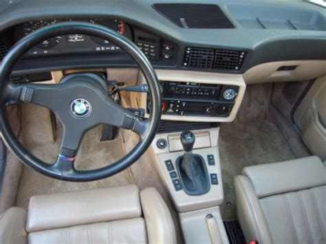Interior Bmw For Sale by Bat Exclusive 72k Mile 1988 Bmw M5 Bring A Trailer