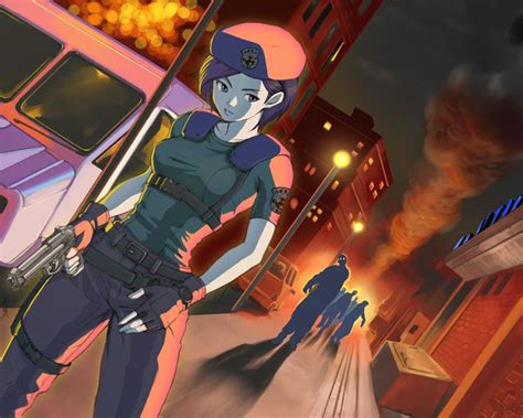 Style Anime Residen Evil 324 best images about resident evil on chibi