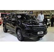 Saiba Aqui As Principais Novidades Presentes No Novo Fiat Toro Black