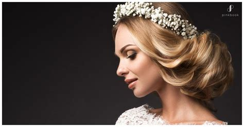 On Timeless Wedding Hairstyles Pink by 10 Beautiful Wedding Hairstyles For Hair L Pink Book