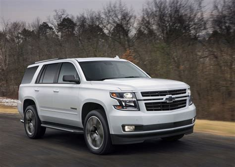 chevrolet tagoe 2018 chevy tahoe rst doesn t include 6 2l v8 gm authority