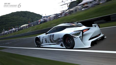 lexus lf lc white lexus lf lc gt vision gt revealed coming spring 2015