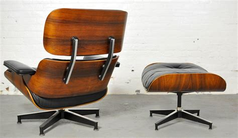 vintage eames lounge chair for sale vintage rosewood lounge chair and ottoman by charles eames