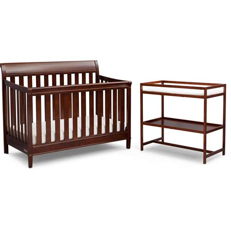 Cribs And Changing Tables Sets Crib Changing Table Dresser Set Walmart Walmart Baby Furniture Decoration Access With