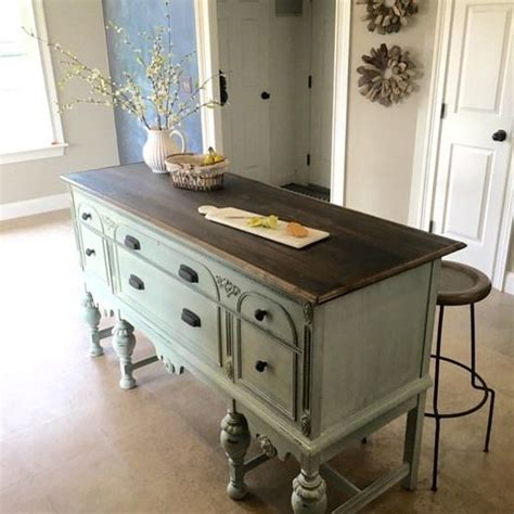 cheap kitchen island ideas with re purposing furniture 25 best ideas about dresser kitchen island on pinterest