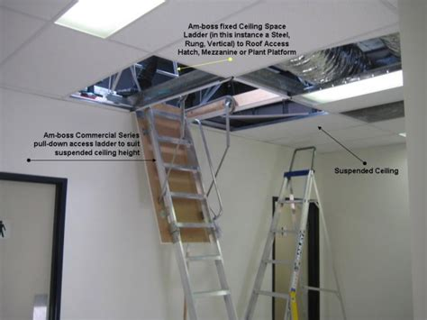Ceiling Access Ladder by Access Ladder Gallery Attic Access Gallery Roof Access