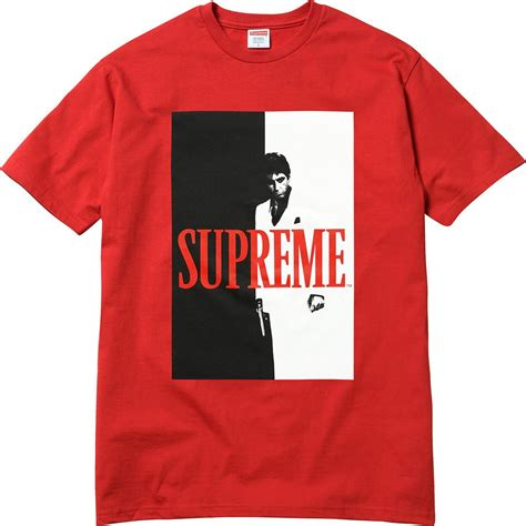 Supreme Shirts by Supreme Scarface Split