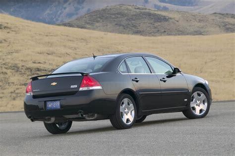 2007 chevy impala ss horsepower 2007 chevrolet impala conceptcarz