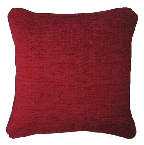 seat pad in wine a bentley cushions