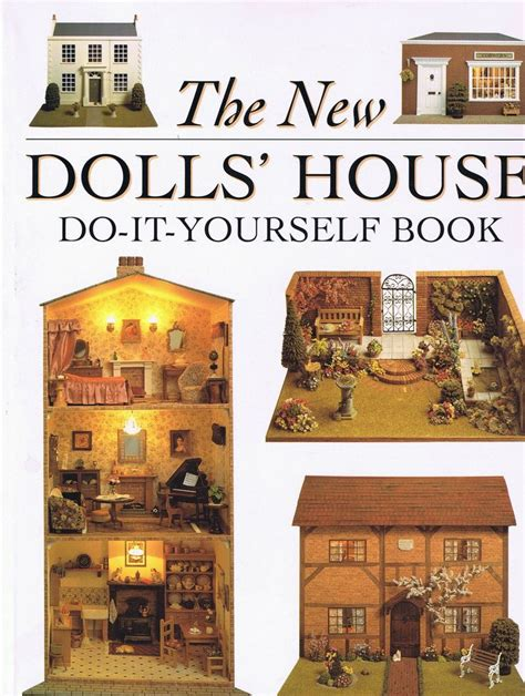 Do It Yourself Miniature 117 best images about dollhouse books and magazines on mini books miniature and