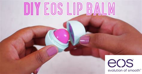 Steps For A Home Made Lip Balm by How To Make Your Own Tinted Eos Lip Balm Diy Projects