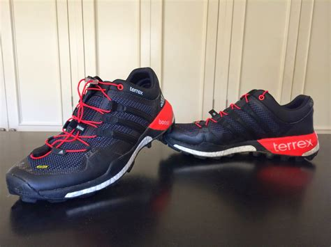 Adidas Terex Boost Sneakers Olahraga Made In 4 Warna Sz40 44 road trail run review adidas adizero xt boost trail shoe superb agile and stable with