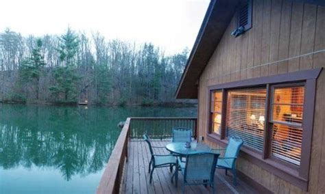 Helen Cabin Rentals On The River by Helen Ga Cabin Knotts Landing Vacation