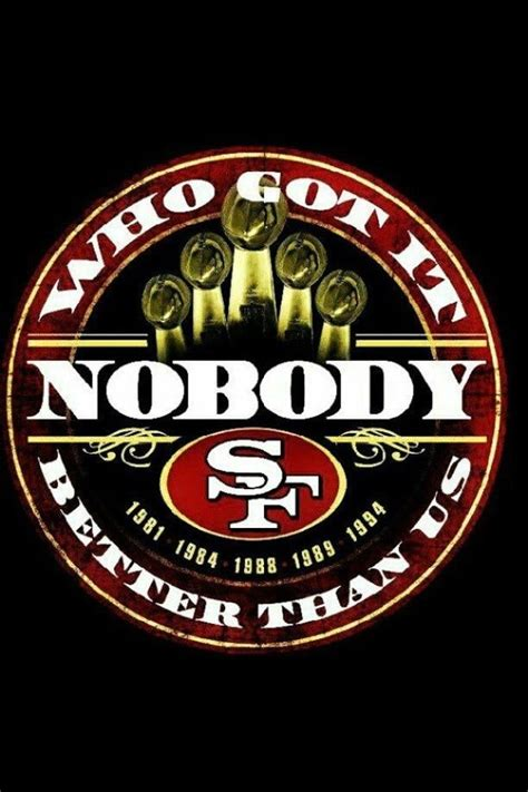 Forty Niners Football Symbol