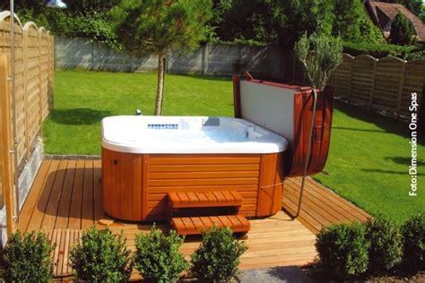 Whirlpool Im Garten Kosten by Whirlpool Im Garten Kosten Versteckter Garten Whirlpool