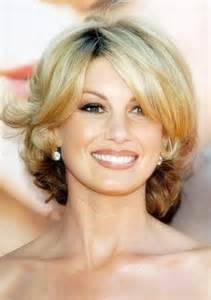 hairstyles with bangs for 40 cute short hairstyles for women over 40 with side bangs