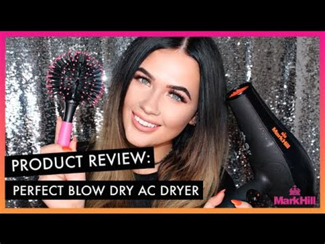 Hill Hair Dryer ac dryer review with sabrina hill