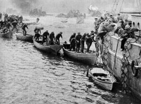 historic dunkirk evacuation footage found at the evacuation des troupes britanniques 224 dunkerque en france