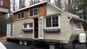 Small Cottages Plans Prowler Travel Trailer With Built On Loft Addition