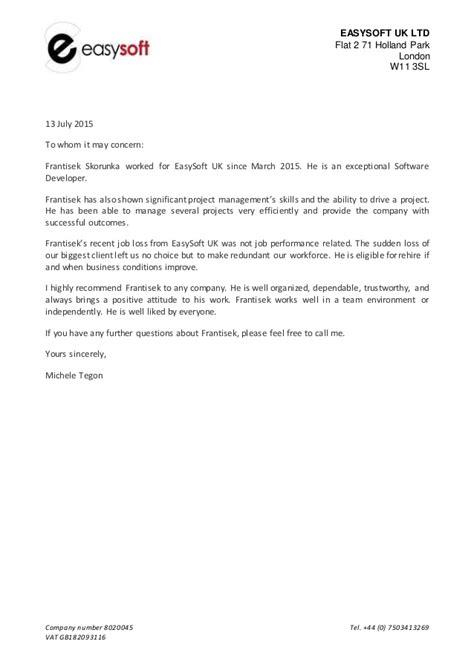 Cover Letter For Not Qualified For Frantisek Reference Letter