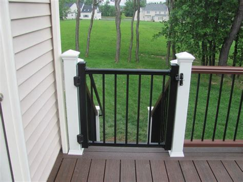 Trex deck railings for style durability amp safety amazing decks