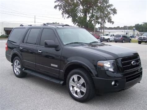 2008 ford expedition limited 4x4 data, info and specs