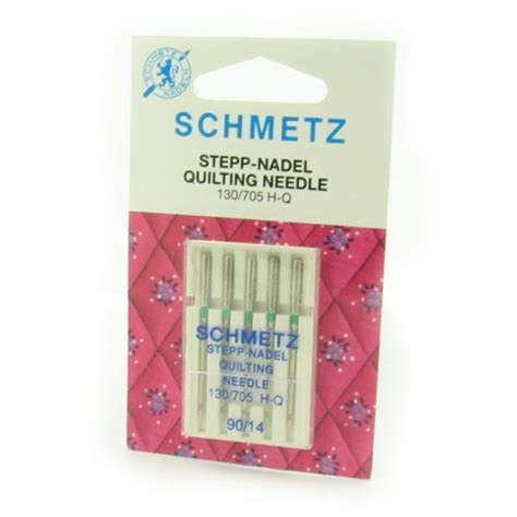 Quilting Needles For Sewing Machine by Schmetz Quilting Sewing Machine Needles Size 90 14