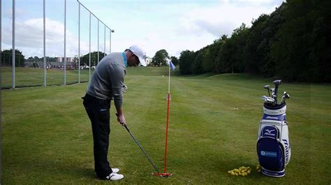 hit straighter golf shots   alignment youtube