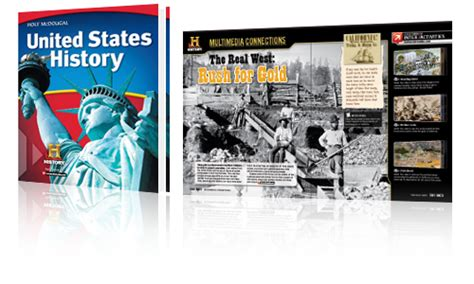 u s history books products
