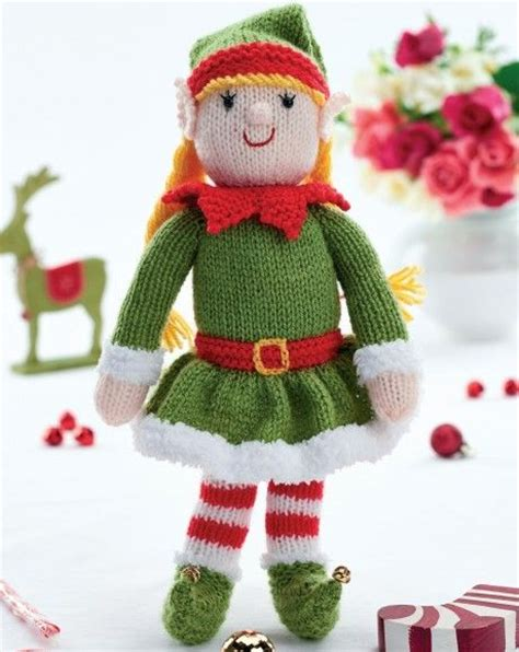 knitting pattern christmas elf pinterest the world s catalog of ideas