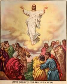 Garden of praise the ascension bible story