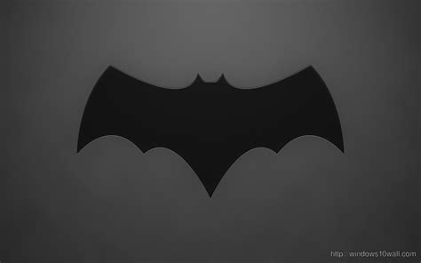 batman logo full hd wallpaper picture image batman windows 10 wallpapers