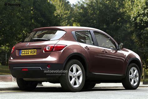 nissan juke brown cgi 2011 nissan juke crossover autoevolution