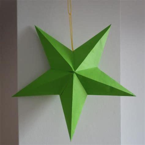 como hacer estrellas de navidad como hacer una estrella de papel para decorar fiestas y cumples