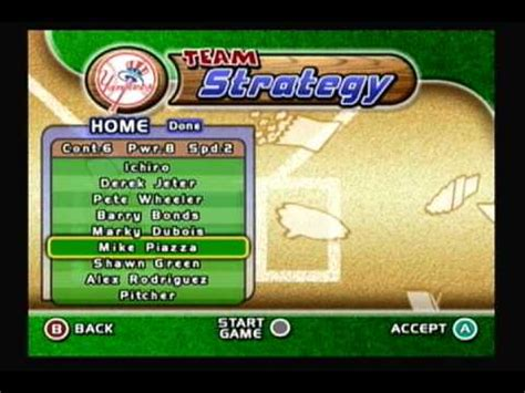 Backyard Baseball Nintendo Gamecube Rom Best Backyard Baseball Team Gamecube
