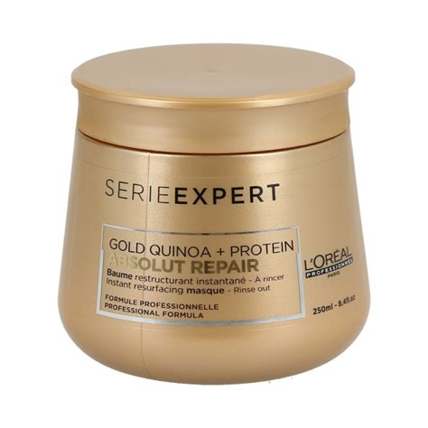 loreal professionnel absolut repair gold quinoa protein