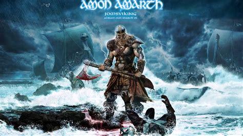 Amon Amarth 1 amon amarth jomsviking album