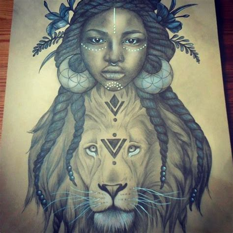 african queen tattoo different same idea tattoos