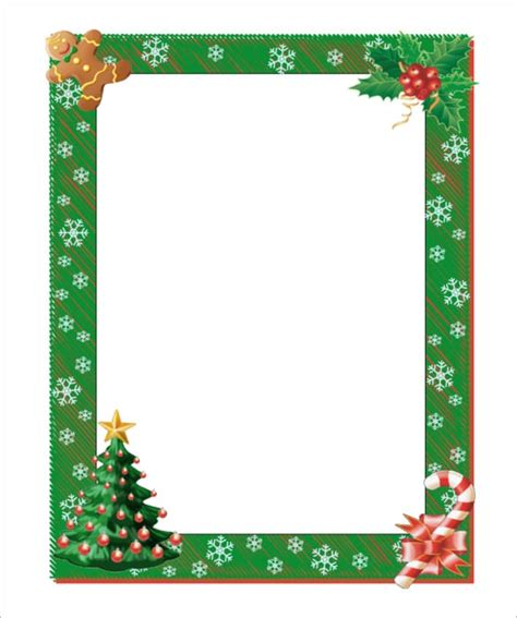 Holiday Templates For Word Free | christmas paper templates 2017 template design