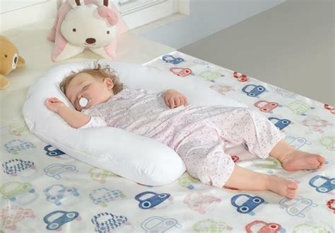boppy pillow in crib baby hug total support pillow sleep cushion