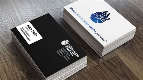 how to design a card how to create a print ready business card design