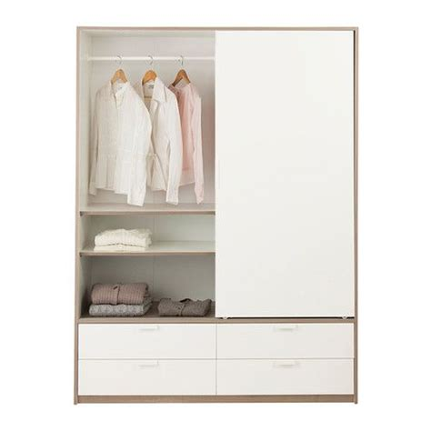 Walk In Closet Doors trysil armoire portes couliss 4tiroirs ikea porte