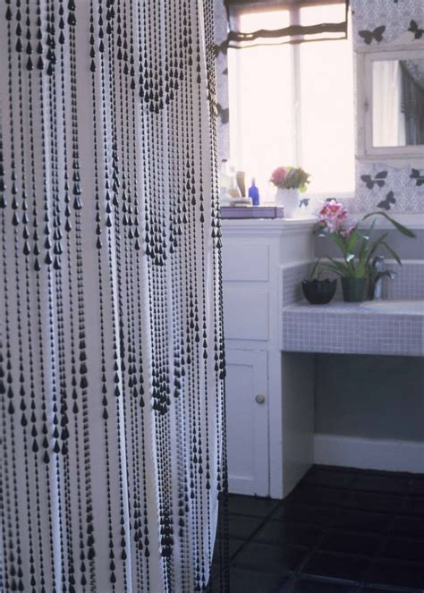Diy Beaded Door Curtains March 2013 Kishani Perera