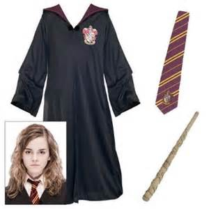 hermione granger costume kit wbshop