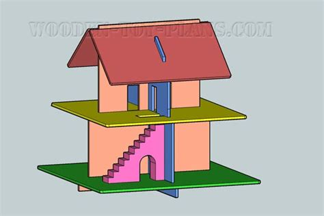 wooden doll house plans free make wooden toys for girls plans for dollhouses doll
