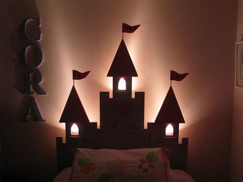 princess castle headboard 25 best ideas about kids headboards on pinterest