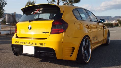 Bmw 1 Series Body Kit For Sale by A Real Body Kit For Bmw 1 Series E87 A Real Body Kit For