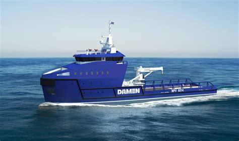 Multi Purpose damen multi purpose vessels for offshore tasks