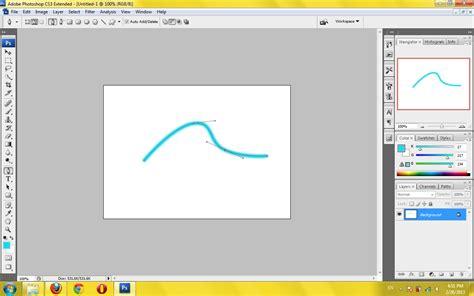 membuat garis gelombang di photoshop cara membuat garis melengkung di photoshop cs5 jx999 cara